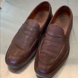 Allen Edmonds Dornoch loafer in size 11 B.
